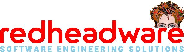 redheadware main page logo